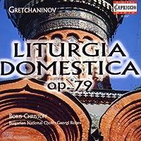 Gretchaninov;Liturgia Domes
