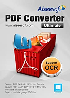 Aiseesoft PDF Converter Ultimate [Download]