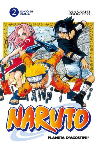 Naruto Català nº 02/72 (Manga Shonen)