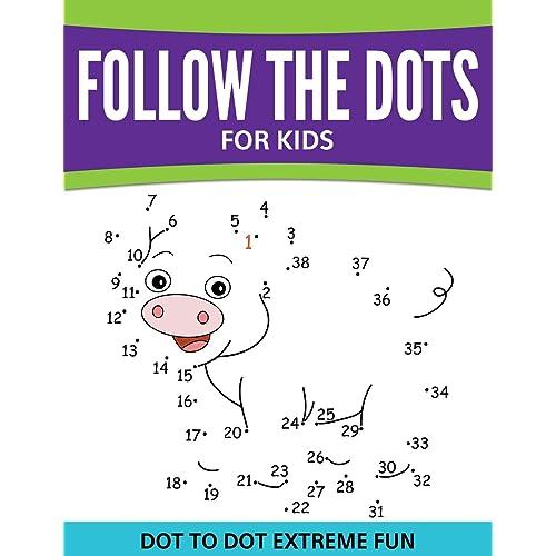 Dot To Dot For Kids Amazon Com