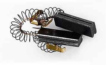 JIAN 10 stks 30 * 11 * 6mm Motor Koolborstel met hoge kwaliteit van blazende machine-onderdelen geschikt voor verschillend...