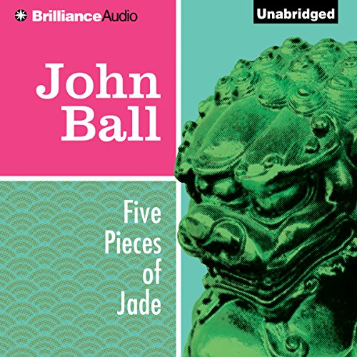 Five Pieces of Jade audiobook cover art