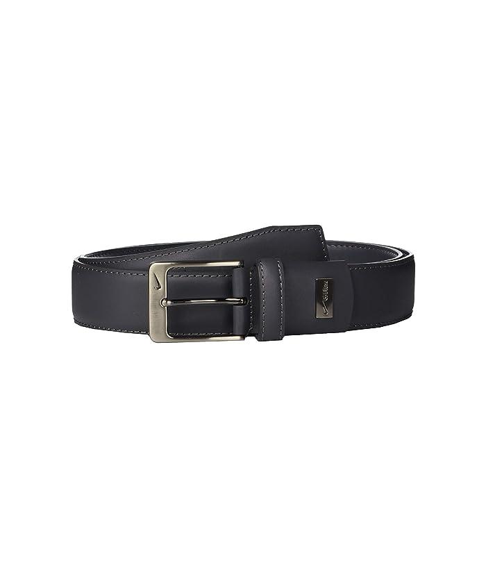 Nike Leather Woven G-Flex (Dark Grey) Men