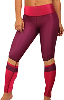 Women's Athletic Mid Waist Compression Leggings – for Workout, Yoga, Fitness, Dance | Colombian Active Wear by Exotik