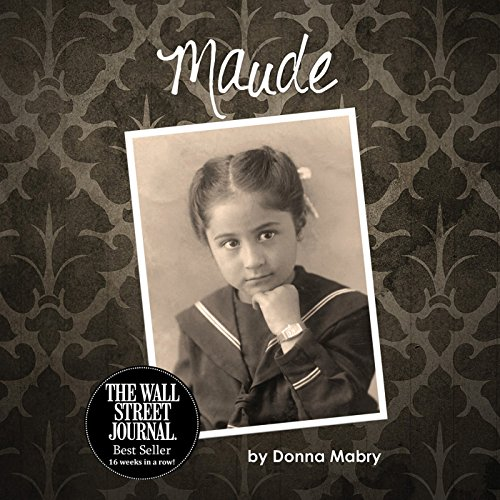 Maude audiobook cover art