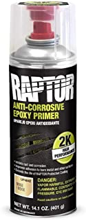 Raptor Anti-Corrosive Epoxy Primer 2K Aerosol UP4842 14.1 Oz