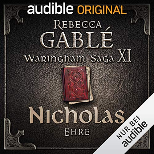 Nicholas - Ehre audiobook cover art
