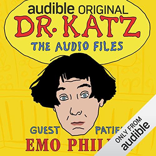 Ep. 10: Emo Philips (Dr. Katz: The Audio Files) audiobook cover art