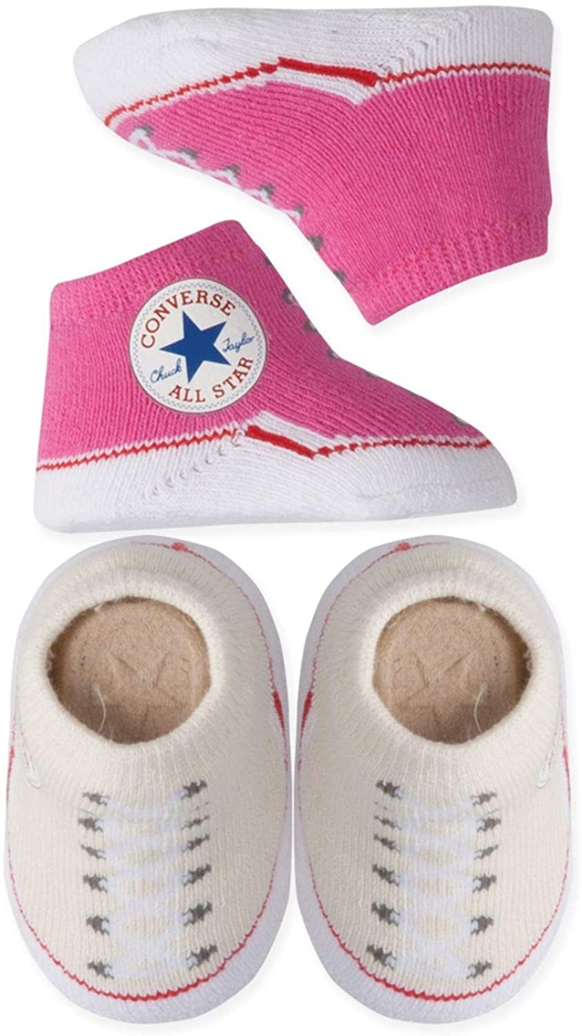 Converse Baby Booties Set Special price for Infant 5 ☆ very popular 0-6 Boys and Months Girls