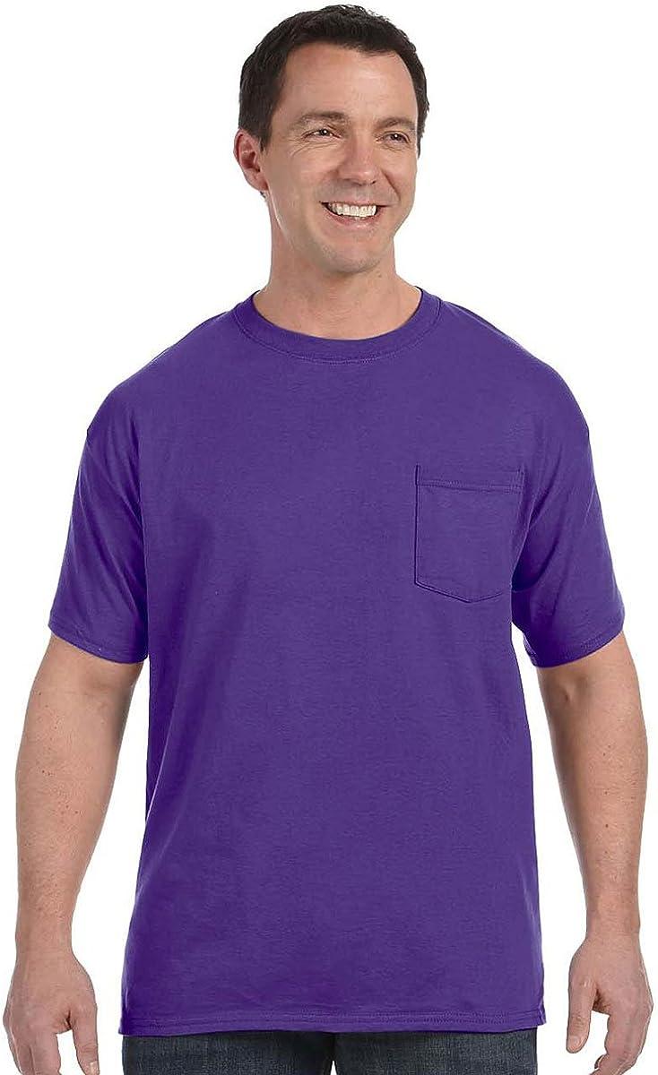 Hanes Herren T-Shirt Gold
