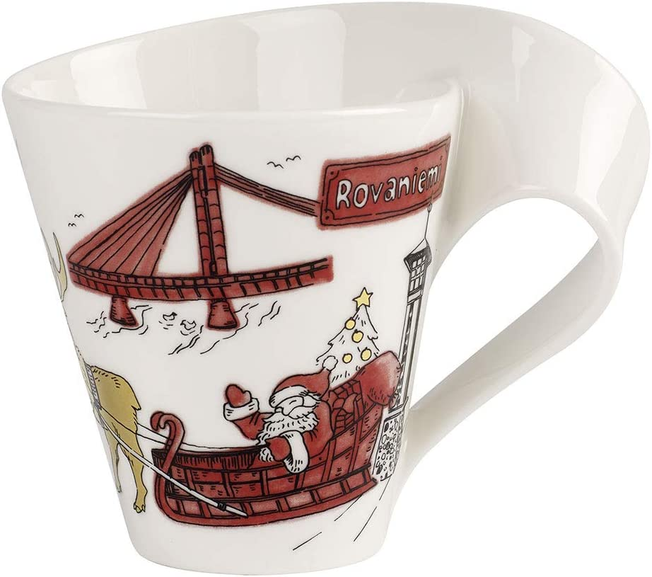Outlet ☆ Free Shipping New Wave Cities of Mug Rovaniemi the World All items free shipping