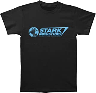 Stark Industries Shirt - Black