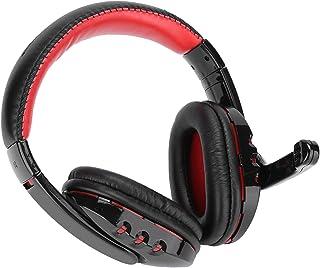 Socobeta Gaming hörlurar headset trådlösa hörlurar superbas hållbar för spelmusik
