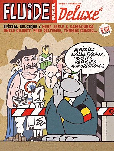 Fluide Glacial Deluxe, N° 3 Novembre 2014 (Édition Belge)