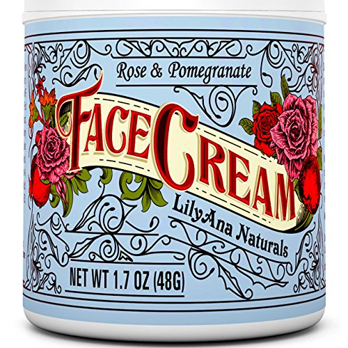 Natural Anti Aging Skin Care, Face Cream Moisturizer