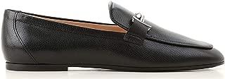 Tod's Luxury Fashion Womens XXW79A0Z370TRPB999 Black Loafers | Fall Winter 19