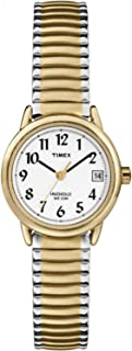 Women's Easy Reader Date Expansion Band Watch