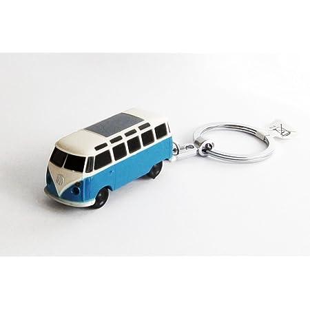 Vw SchlÜsselanhÄnger Mit Led Bulli T1 Samba Bus Blau Volkswagen Taschenlampe 78 Baumarkt
