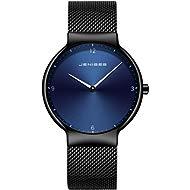 Men's Ultra-Thin 6mm Watch, Stainless Steel Slim Men Watch,Men's Fashion Minimalist Quartz...