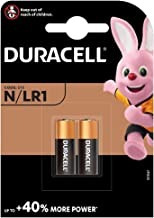 Duracell Security Batteries 1.5V Alkaline, 2Pk