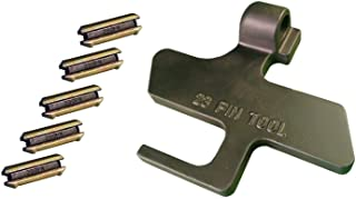 Pin Removal/Installation Tool for Backhoe Flexpins - B23 w/ 5 230PN Flexpins