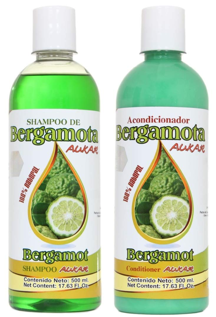 Bergamot Shampoo and Conditioner Shipping included SET Max 54% OFF ml 500 100 ea.