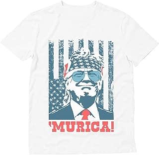 Tstars - Donald Trump Murica 4th of July Patriotic American Party USA T-Shirt