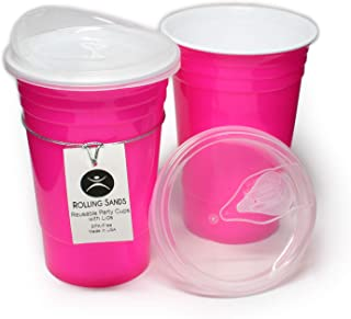 Best bachelorette party cups with lids Reviews