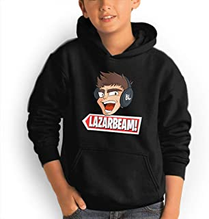 Teen Fashion Hoodie Hooded Sweatshirt Pocket Youth Boys Girls Sweaters,LazarBeam