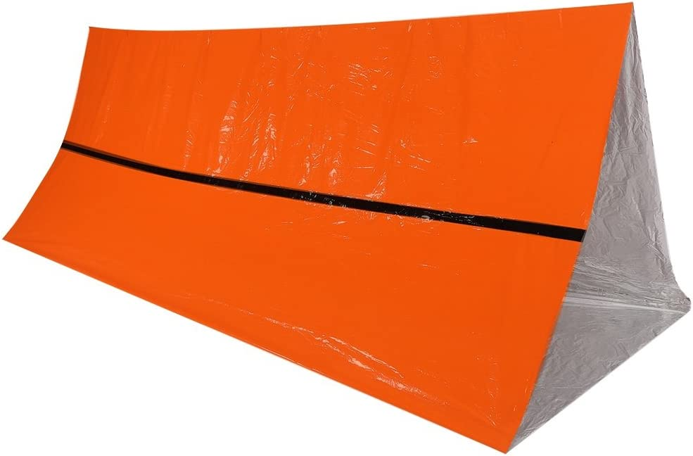 VGEBY Industry Super intense SALE No. 1 Survival Shack Emergency Shelter Tent Person 2 My