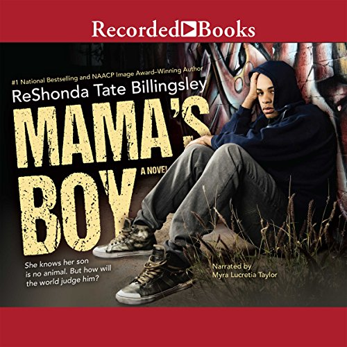 Mama's Boy audiobook cover art