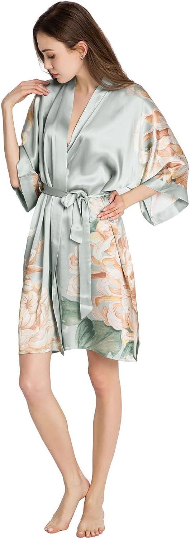 Max 41% OFF Sale special price KIM+ONO Women's Silk Kimono Robe Print Floral - Short