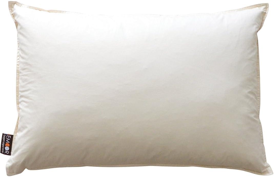 ポーター愛情救いエムール ホテル仕様 羽毛枕 『リッチダウンピロー』 約50×70cm 日本製