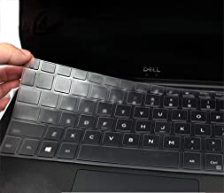 """Keyboard Cover for 2018 Dell Inspiron 13 5000 Series 5368 5378 5379; 13.3"""" Dell Inspiron 7000 Series 7368 7378; 15.6 Dell Inspiron 15 5000 7000 Series i5568 i5578 7573 7569 7579 (No Numeric Keypad)"""