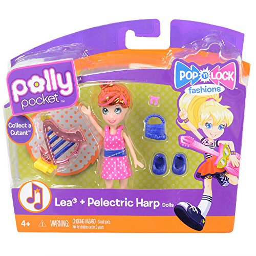 Puppe Minipuppe Polly
