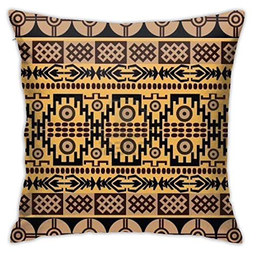 Miedhki Decorative Throw Pillow Covers 18'x18' Weed Alien Face Pizza Cushion Cover Soft Polyester Square Throw Pillow Case for Living Room Sofa Couch Bed Pillowcases