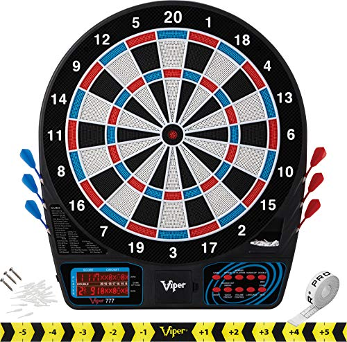 Viper by GLD Products 777 Electronic Dartboard...