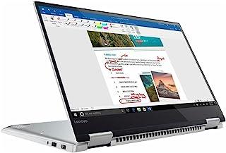 2018年フラッグシップ Lenovo Yoga 720 ビジネス 15.6インチ 2 in 1 フル IPS タッチスクリーンノートパソコン/タブレット、 Intel Quad-Core i7-7700HQ 8GB DDR4 256GB PC...