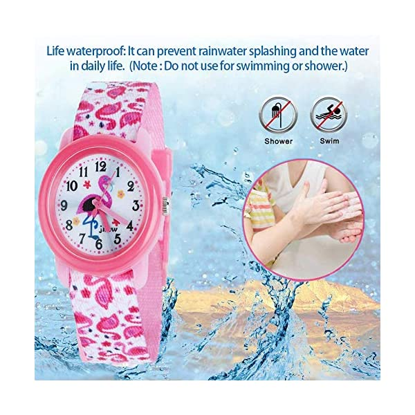 Birthday Present Gifts for Girls Age 4-6, Kids Watch Toys for 4-11 Year Old Girl