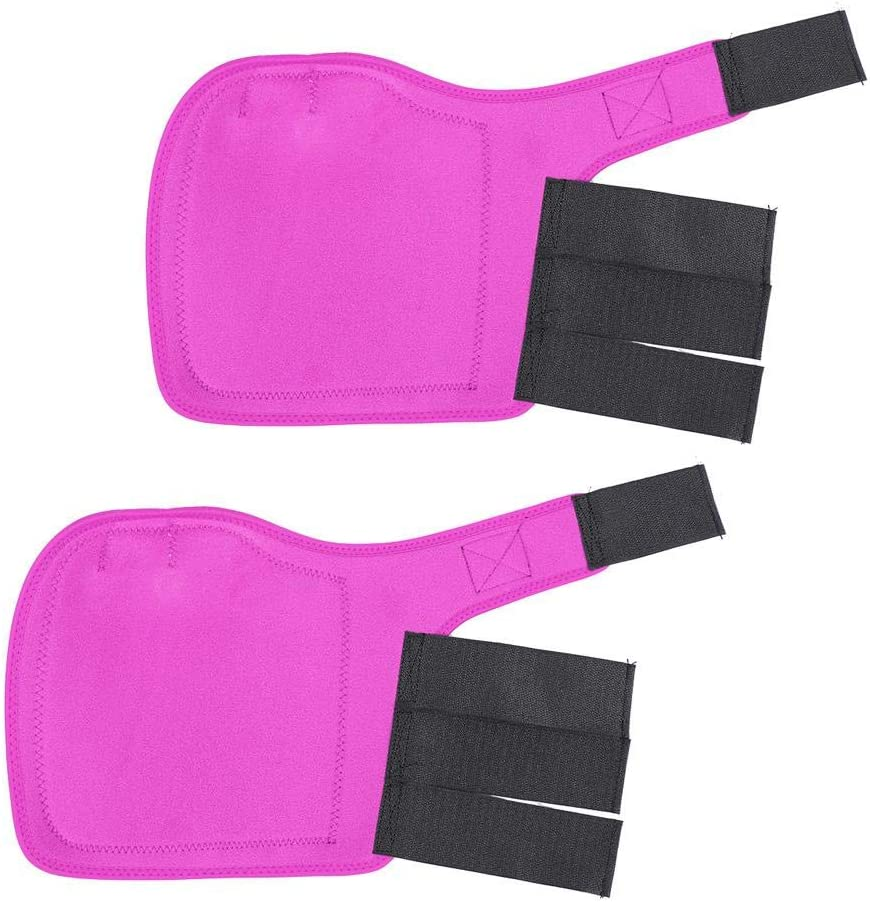 WNSC Abrigo de Bota de Caballo Transpirable de Tela Suave, Bota de Pierna de Caballo, 5 Colores de Alta Elasticidad Ajustable para Caballo