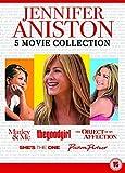 Jennifer Aniston 5 Movie Collection [DVD] [1996] [Reino Unido]