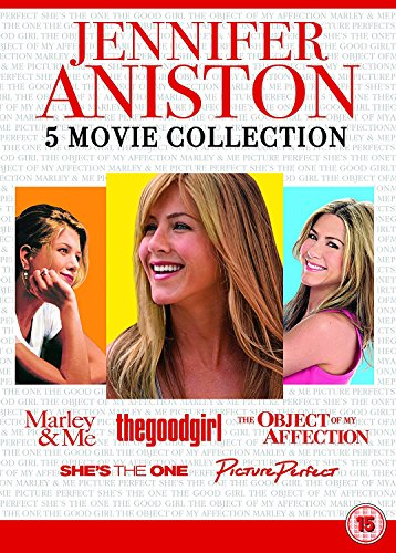 Jennifer Aniston 5 Movie Collection [DVD] [1996] [UK Import]