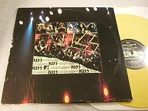 Kiss, MTV Unplugged 2 x Vinyl LP Album 1996 with Poster - Mercury Records