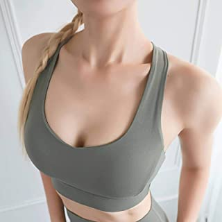 Women Push Up Seamless Sports Bra Female Workout Sport Top Crop High Impact Fitness Wear for Yoga Gym Brassiere Tank Sport...
