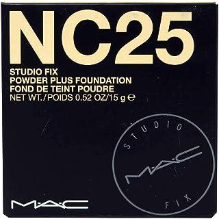 بودرة أساس مضغوطة ستوديو فيكس من ماك , NC25