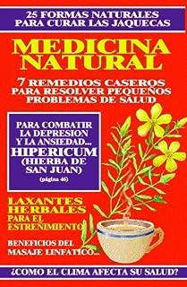 NATURAMA No. 2: REMEDIOS CASEROS - ESTREÑIMIENTO - ROMERO - MASAJE LINFATICO - JAQUECAS