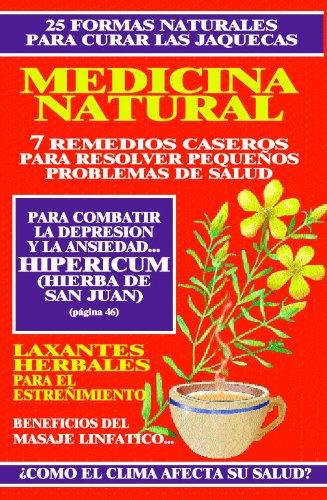 Naturama No 2 Remedios Caseros Estreñimiento Romero Masaje Linfatico Jaquecas Melatonina El Clima Y La Salud