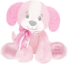 "First & Main 8"" Pink My First Puppy Dog"
