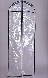 Haute qualité Vêtements Robes antipoussière Couvertures transparentes Couvre sac de rangement for les costumes Robes Mante...