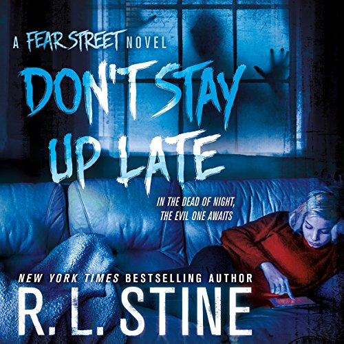 Don't Stay Up Late audiobook cover art